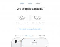 iPhone SE ora disponibile nei nuovi tagli da 32 GB e 128 GB