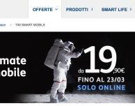 TIM sconta le offerte Smart ADSL e Fibra fino al 23 marzo