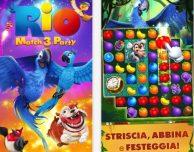 Arriva il gioco ufficiale del film d'animazione Rio