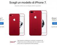 iPhone 7 (PRODUCT)RED e iPhone SE 128 GB ufficialmente disponibili per il pre-ordine