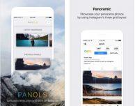 Panols in regalo con l'app Apple Store
