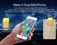 NeeCoo Me2, come trasformare l'iPhone in un dispositivo Dual SIM e telefonare con iPad – Recensione