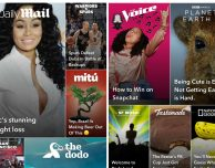 Snapchat ha assunto un ex responsabile di Apple News