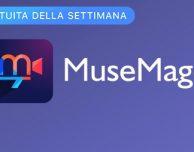 Apple regala l'app Musemage