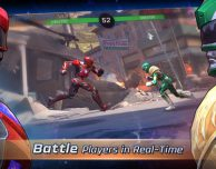 "Lanciamoci all'avventura con ""Power Rangers: Legacy Wars"""