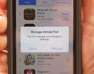 Con il nuovo iPhone SE, Apple dice addio allo storage da 16GB