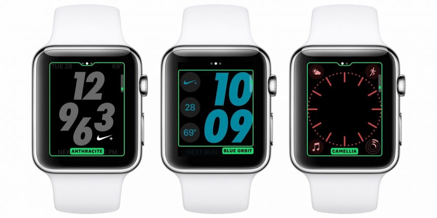watchOS 3.2 porta nuovi quadranti su Apple Watch Nike+