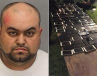"""Ruba oltre 100 smartphone, ladro scovato grazie a """"Find my iPhone"""""""