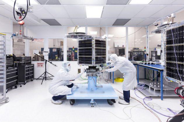 Apple vuole creare un team per la realizzazione di un sistema satellitare!