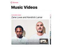 iOS 11, sempre più contenuti video su Apple Music