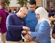 Apple Dubai Mall, ecco le foto dell'apertura