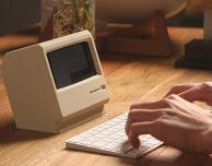 Elago M4: lo stand che trasforma l'iPhone in un Mac vintage!