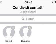 WhatsApp integra la condivisione multipla dei contatti