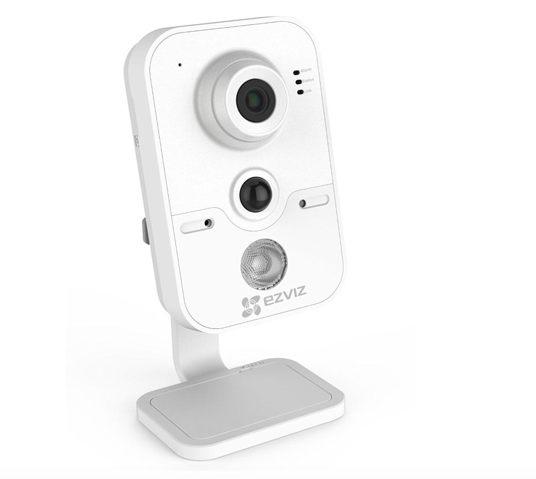 Ezviz c2cube la nuova videocamera di sicurezza - Videocamera di sicurezza ...