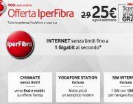 Vodafone, fino a mezzanotte sconto per sempre sulle offerte ADSL e Fibra