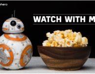 """BB-8 interagisce sempre di più grazie a """"Watch With Me"""""""