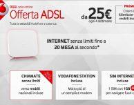 Vodafone ADSL e Fibra, se ti abboni entro mezzanotte avrai le chiamate gratuite verso i cellulari!