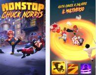Nonstop Chuck Norris: azione, armi e mosse speciali
