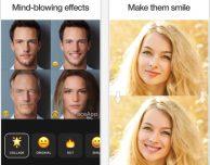 FaceApp, aggiungi un sorriso alle tue foto