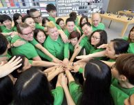 Anche Apple onorerà la Giornata della Terra