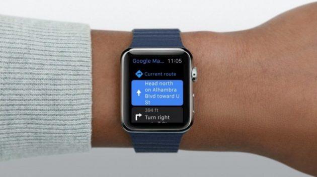 apple watch autonome