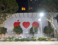 Apple aprirà presto il suo primo store a Singapore