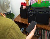 Fender lancia Mustang GT, il suo primo amplificatore smart
