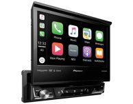 Pioneer presenta nuove autoradio CarPlay
