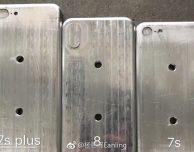 Nuovi iPhone, in rete le immagini di 3 stampi
