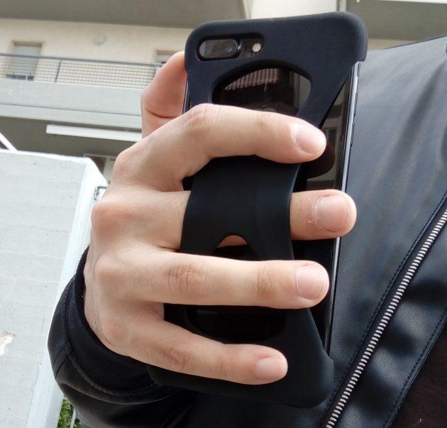 custodia iphone 6s antiscivolo