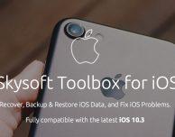 Come recuperare i dati da iPhone e correggere gli errori di iOS? Recensione iSkysoft Toolbox for iOS
