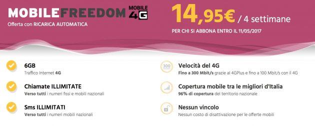 Scopri le nuove offerte Fastweb Mobile - iPhone Italia
