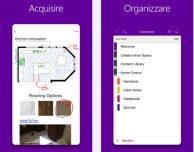 Nuova interfaccia grafica per Microsoft OneNote
