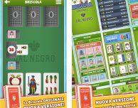 La nuova Briscola Dal Negro approda su App Store