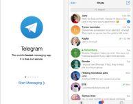 Telegram, arrivano i pagamenti Apple Pay, i videomessaggi e tanto altro