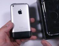 Scratch test sul… primo iPhone!