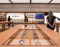 Apple Store Singapore, addio alla scala in vetro