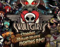 Skullgirls, un nuovo RPG disegnato a mano per iPhone