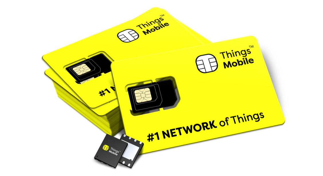 Nasce Things Mobile, il primo operatore low-cost per l'IoT!