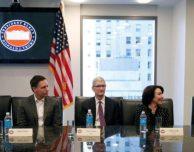 Apple alla Casa Bianca per parlare di immigrazione