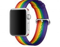 """Apple dona parte dei proventi della """"Pride Edition"""" band alla LBGTQ"""