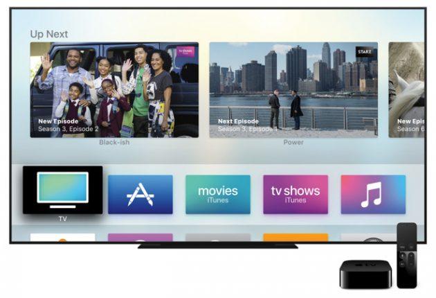 Apple rilascia la prima beta pubblica di tvOS 11