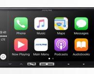 Alpine presenta il primo ricevitore compatibile con Apple CarPlay Wireless
