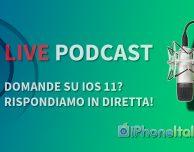 iPhoneItalia Live Podcast episodio 5!