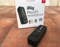 iRIG PRO I/O, la nuova interfaccia di IK Multimedia – RECENSIONE