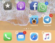 Spostare più icone insieme su iOS 11? Ecco come fare!