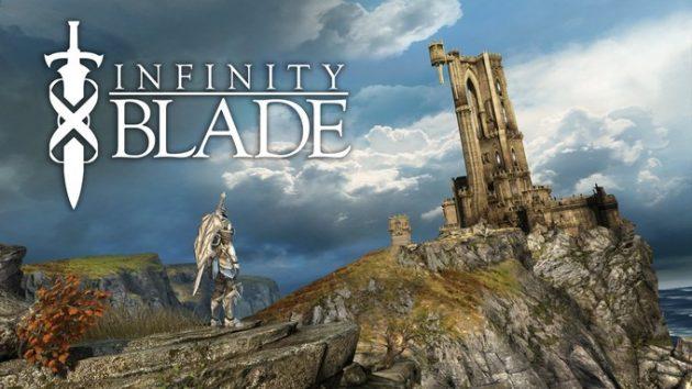Tutti i giochi Infinity Blade in offerta a 1,09€