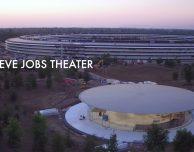 Apple Park, un nuovo video si concentra sullo Steve Jobs Theater