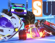 SUP Multiplayer Racing: gare di automobili superpotenziate