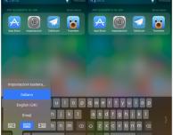 Tastiera ad una mano: come usarla su iOS 11?